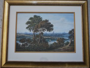 John Glover (c1850) Original Watercolour